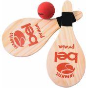 Raquete De Praia Infantil - Frescobol - Bel Sports