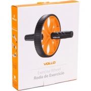 RODA DE EXERCICIO ABDOMINAL SIMPLES VOLLO VP1010