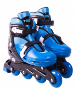 Roller In-Line  Patins Radical G (37-40) Roller In-Line  Patins Radical G (37-40) Azul
