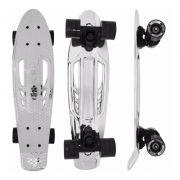 Skate Cruiser Silver Chrome - Kronik Prata