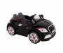 Carro Eletrico Sport Com Controle Remoto Preto 6V