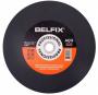 Disco De Corte Para Aço E Inox 12¨- Com 5 Unidades - Belfix