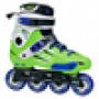 Patins Fila NRK Pro Green Hyper 80 mm - ( 44 )