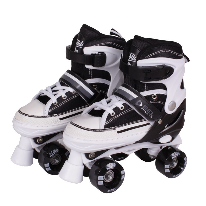All Slide Classic Rollers Patins Infantil Preto - M ( 33-36 )