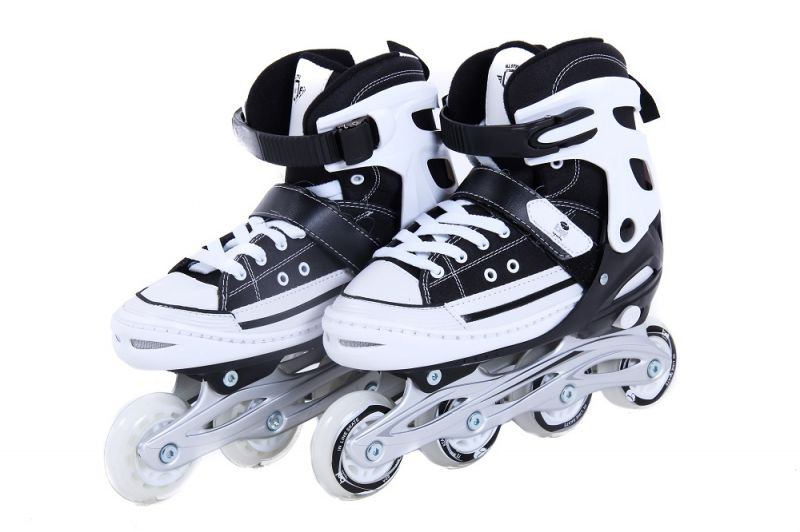 Patins All Style Street Rollers - M ( 33 -36 ) Preto