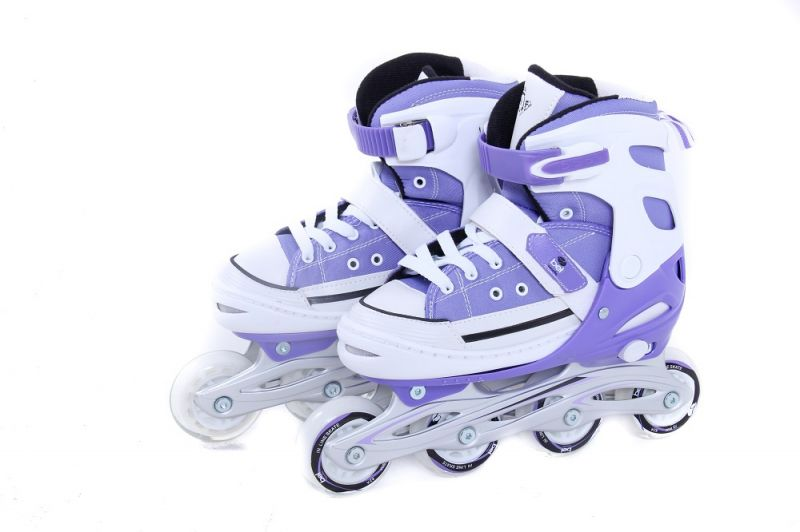 Patins All Style Street Rollers - M ( 33 -36 ) Roxo