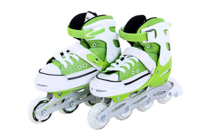Patins All Style Street Rollers - M ( 33 -36 ) Verde