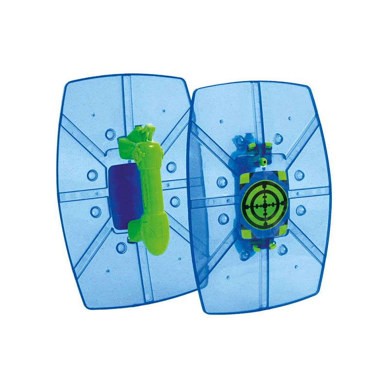 Aqua Escudo E Lança Água Infantil - Belfix