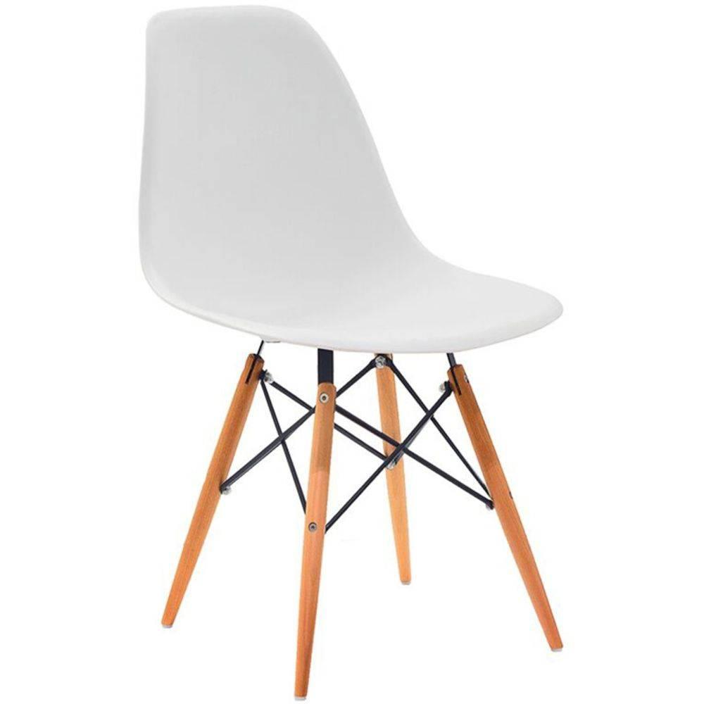 Cadeira Charles Eames Dkr Design Eiffel Wood PW071 Pelegrin