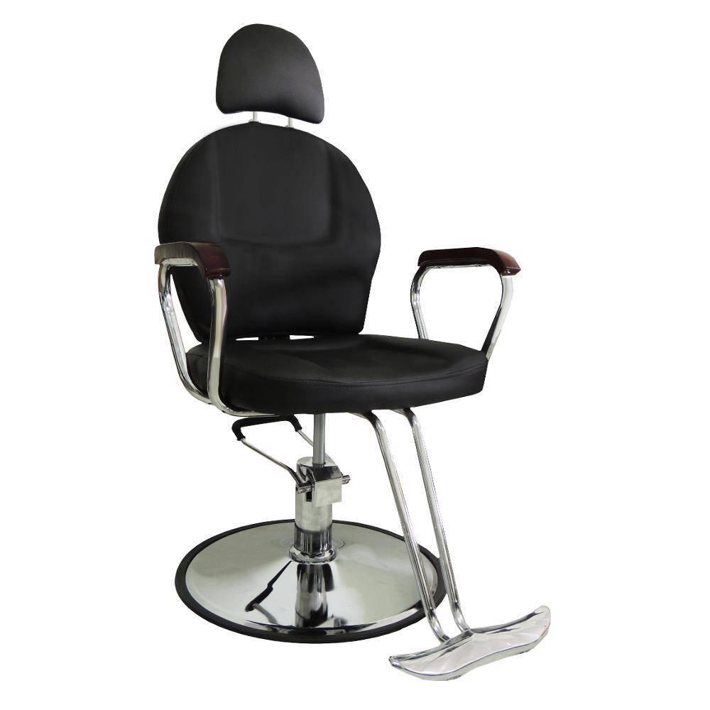 Cadeira Hidráulica Para Salão E Barbearia Pel-1306