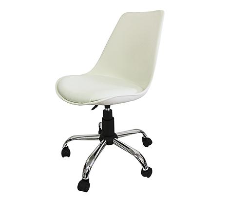 Cadeira Secretaria Pelegrin Pel-C032A Branca