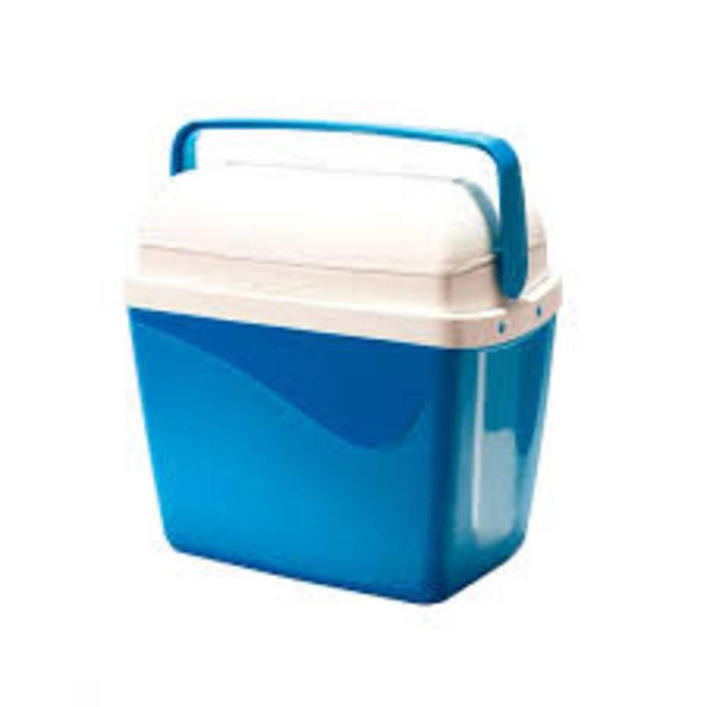 Caixa Térmica 32 Litros Bells Azul