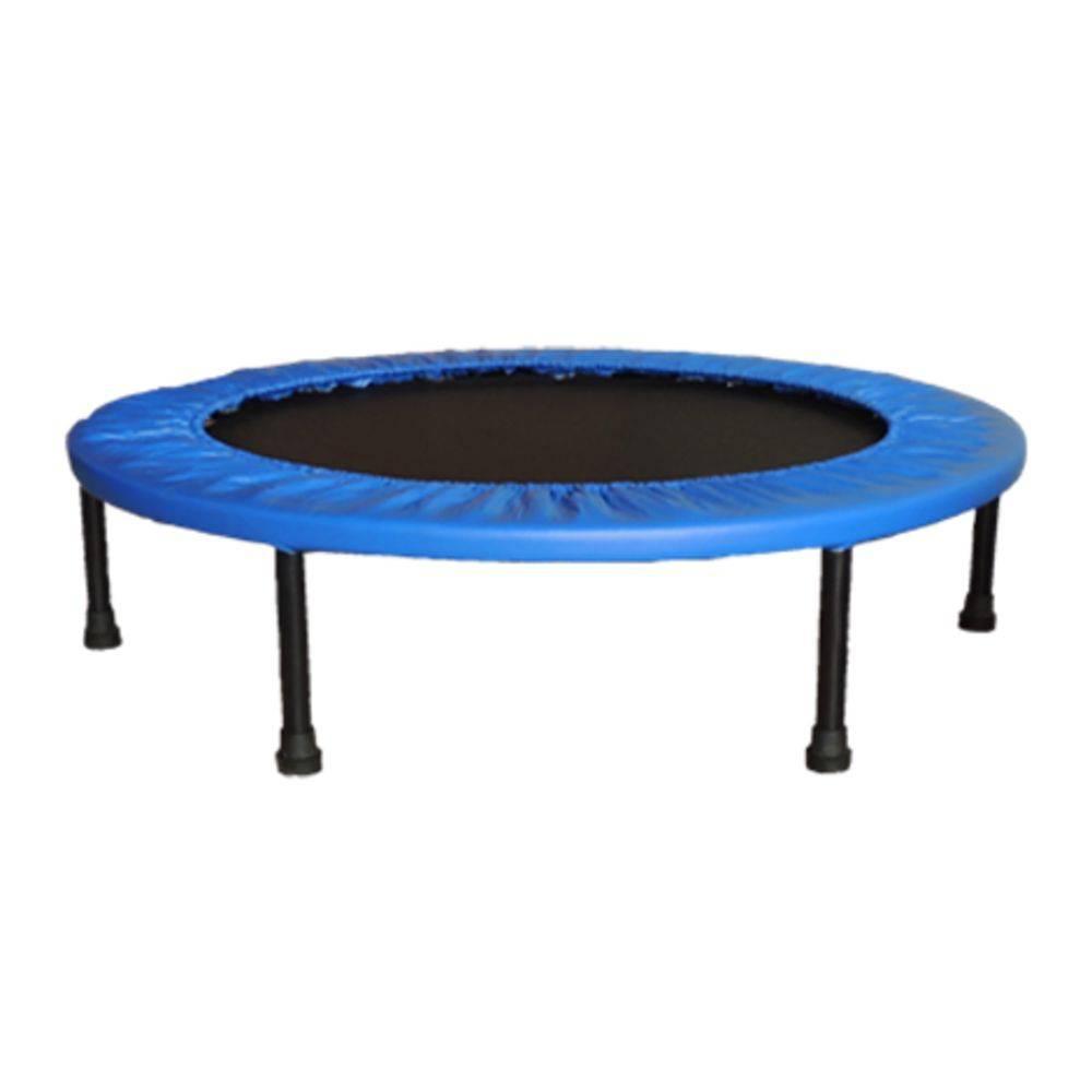 Cama Elástica (Pula Pula) Mini Jump Para Exercícios 91 Cm - Pelegrin
