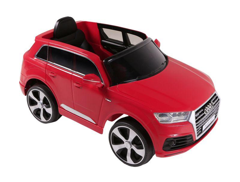 Carro Eletrico Audi Q7 SUV 12 V - Vermelho
