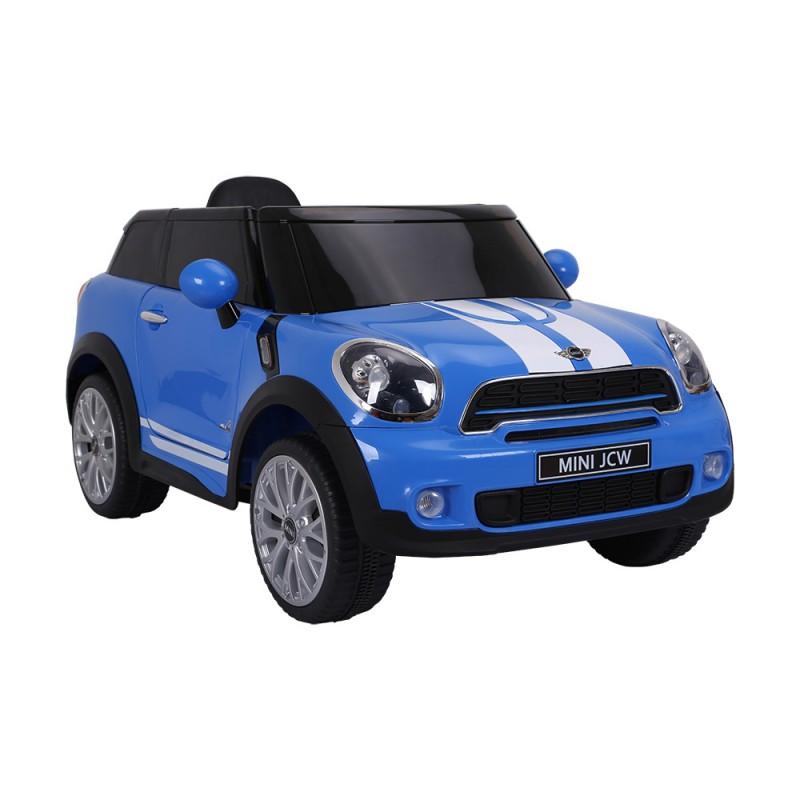 Carro Elétrico Infantil Mini Paceman 12V - Azul