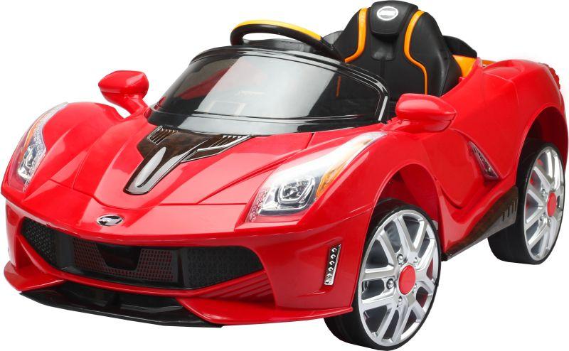 Carro Elétrico Sport Luxo Vermelho Com Controle 12V