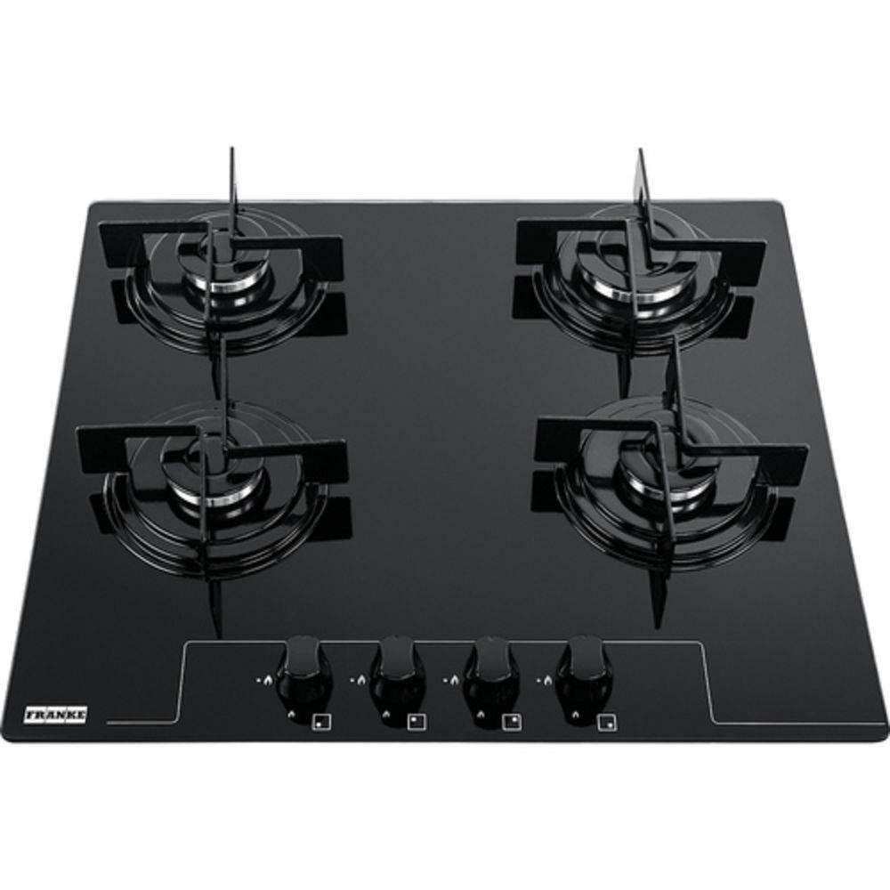 Cooktop De Vidro Com 4 Queimadores - FHG604 - Franke (110V/220V)