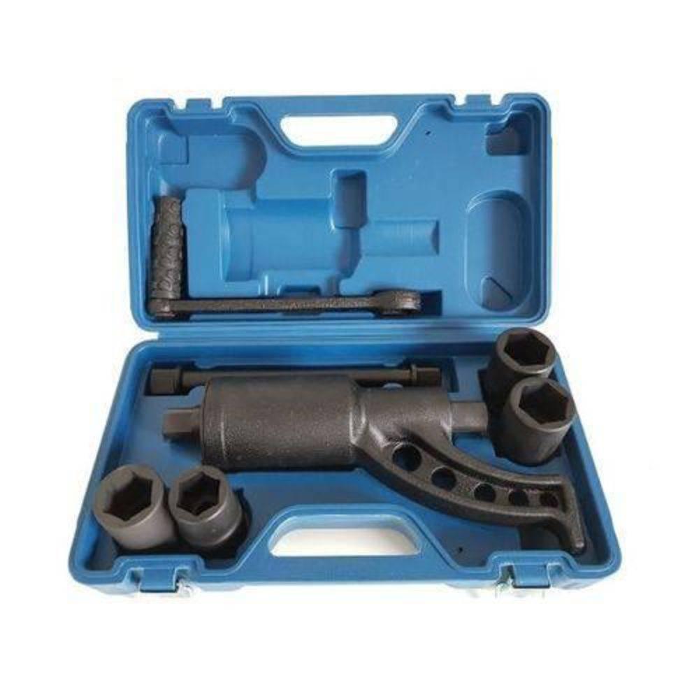 Desforcímetro Torqueador Pelegrin PEL-0058 580Kg com 4 Soquetes