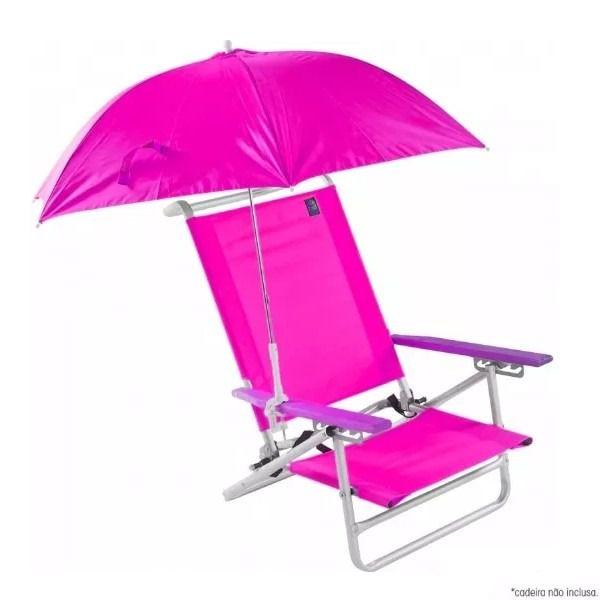 Guarda Sol Clamp Para Cadeira 50 Cm -Bel