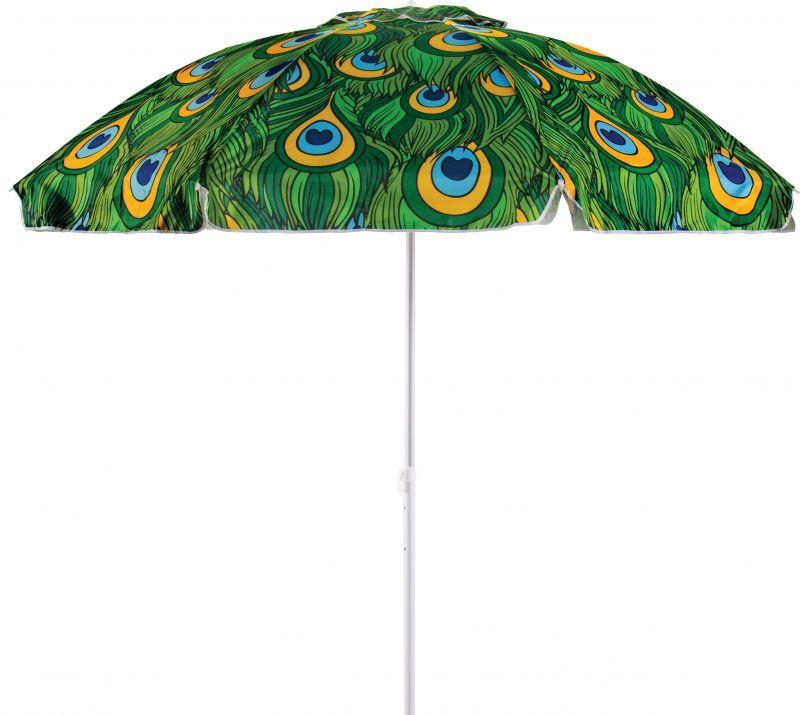 Guarda Sol Premium Design 2,20 Mt Alumínio - Feather ( Pena )