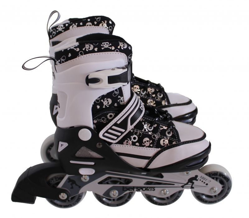 Inline Roller Patins Special Black Edition- P ( 29-32 )