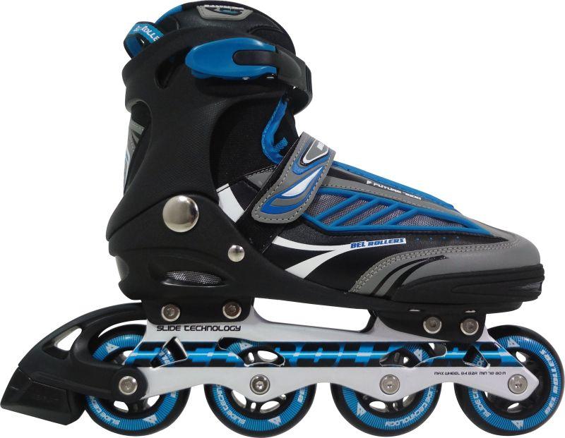 Inline Rollers Patins B Future 7000 ABEC-7 Aluminio 42 - Azul