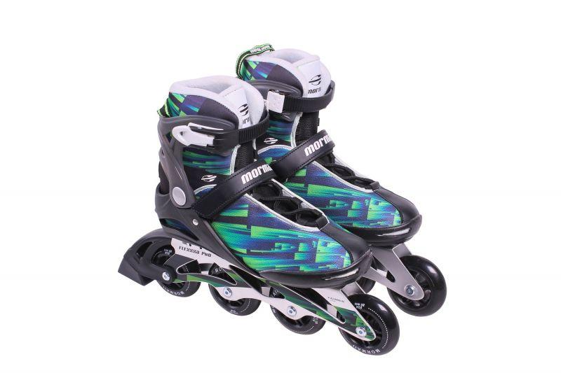 Inline Rollers Patins Flexxxxa Pro Mormaii Verde - 41