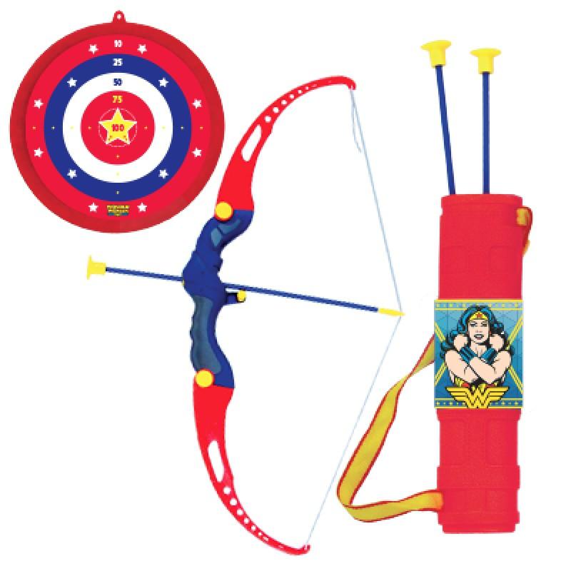 Kit Arco E Flecha Com Alvo