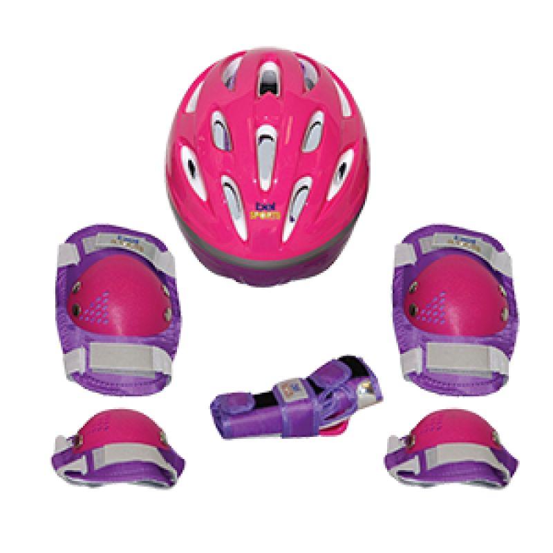 Kit Proteção Radical - Rosa - P
