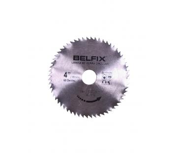 Lâmina De Serra Circular Para Madeira - 60 Dentes - Belfix
