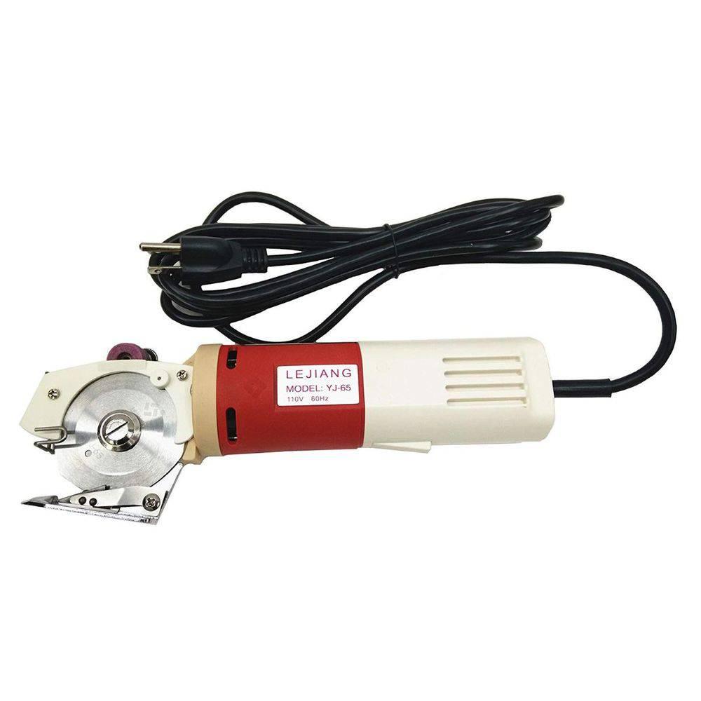Máquina de Cortar Tecidos Elétrica Pelegrin PEL-65CT 2 Polegadas 150W 110V