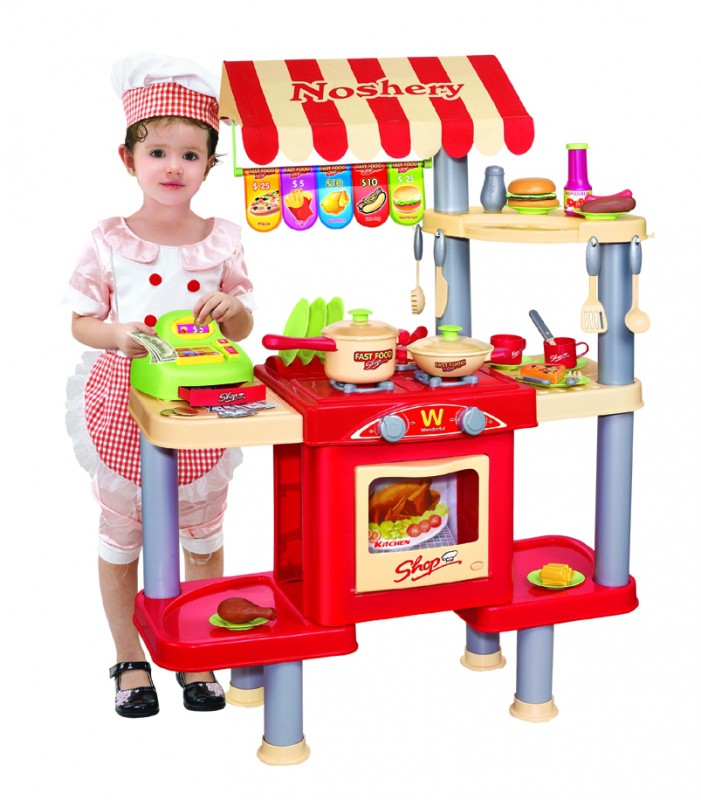 Minha Loja De Conveniências 81 Peças Infantil Bel