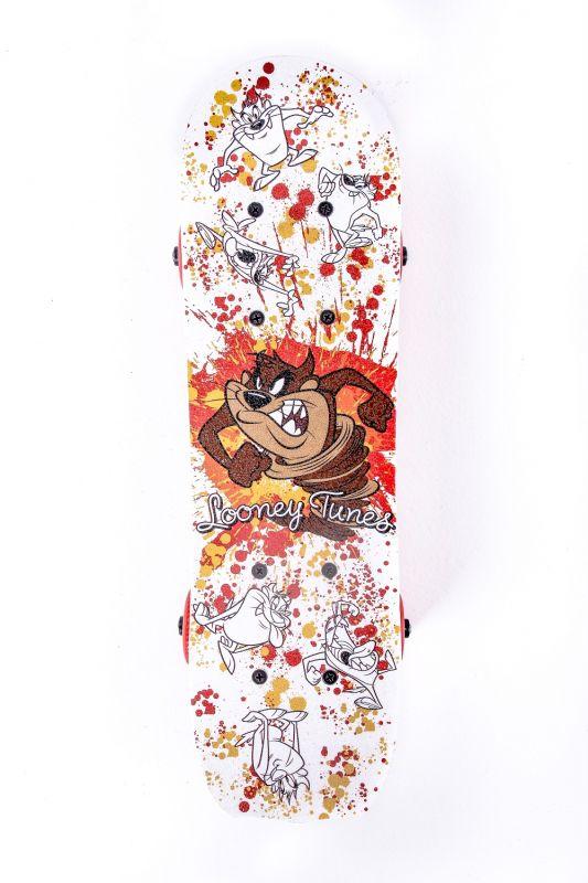 Mini Skateboard Looney Tunes - Taz