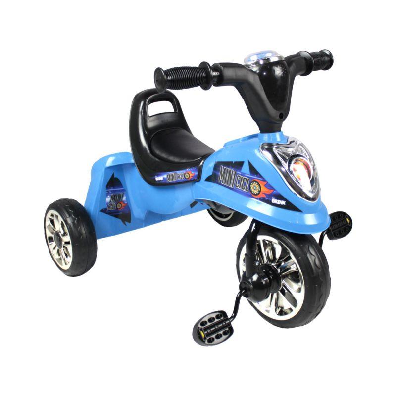 Miniciclo - Triciclo Infantil Azul - Belfix
