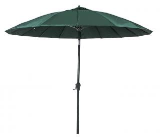 Ombrellone Articulado Chino 2,50 Metros - Verde