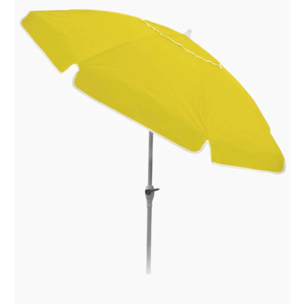 Ombrellone Bagum 2,20 m Alum/Art/Maniv. Amarelo