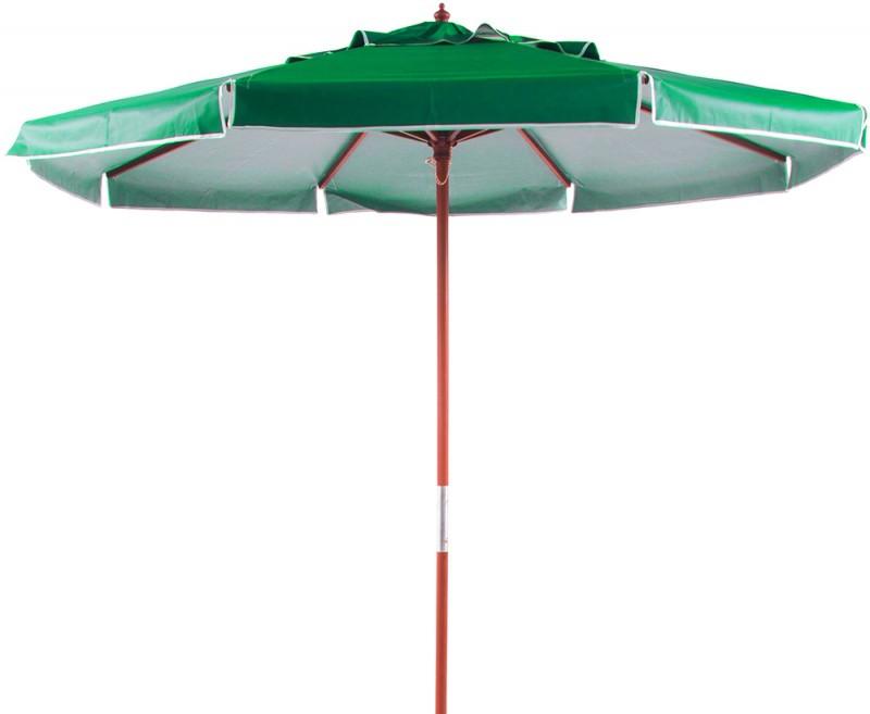 Ombrellone Madeira Cobertura PVC Bagun  2,40 Metros Verde