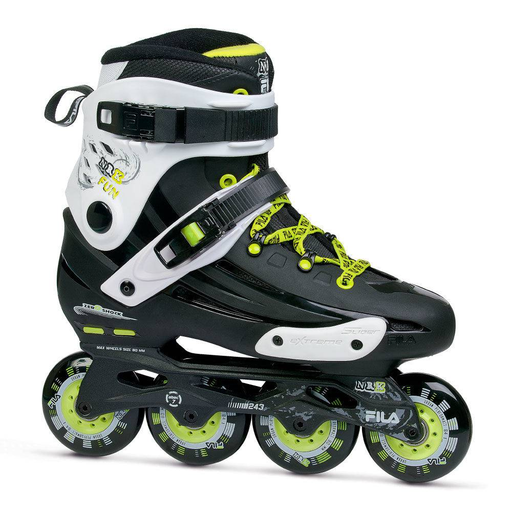 Patins Fila NRK Fun 80 mm Shock Absorber