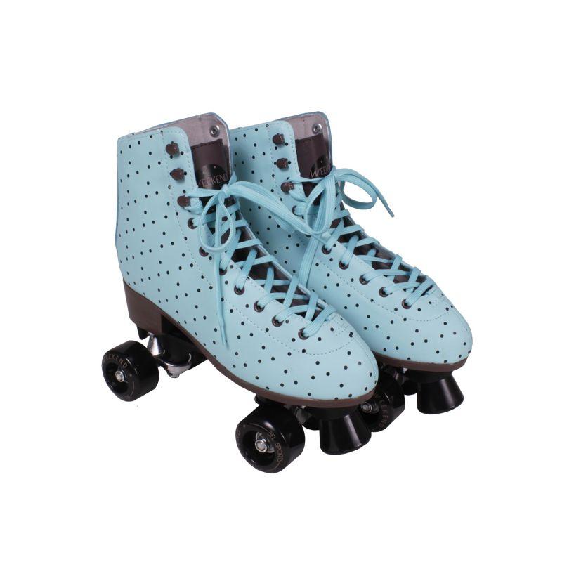 Patins Roller Weekend Azul De Poá - 36