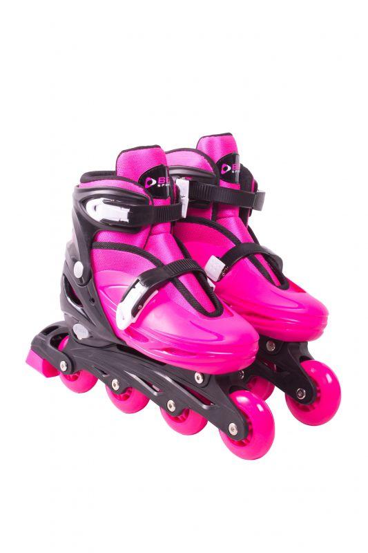 Roller In-Line  Patins Radical Rosa M (32-35)