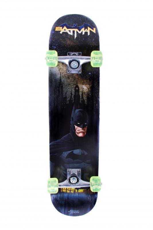 Skate Board Semi-Pro Justice League Batman