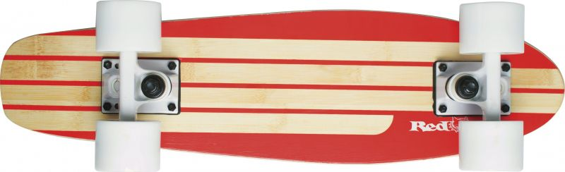 Skate Cruiser Red Nose - Bamboo