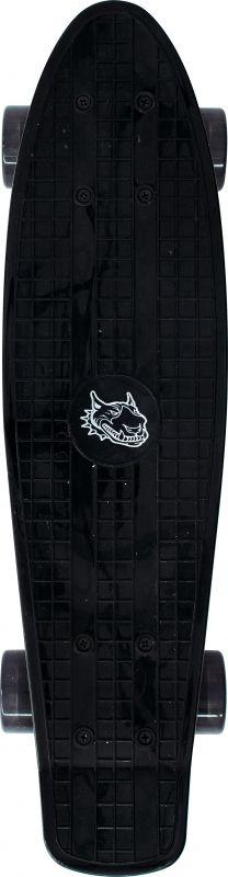 Skate Cruiser Red Nose - Preto