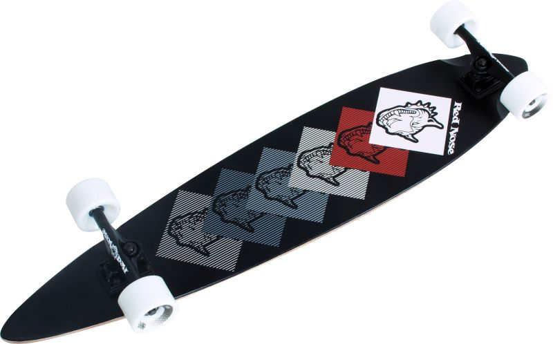 Skate Longboard Red Nose - Dogs