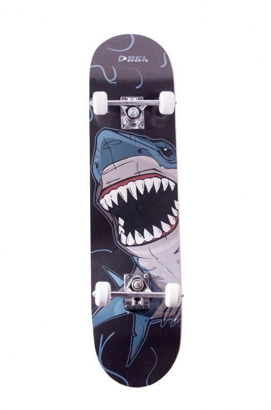 Skateboard Iniciante Radical - Tubarão
