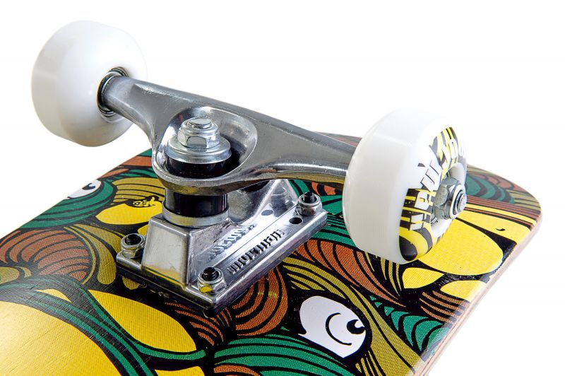 Skateboard Mormaii Chill - Caveira