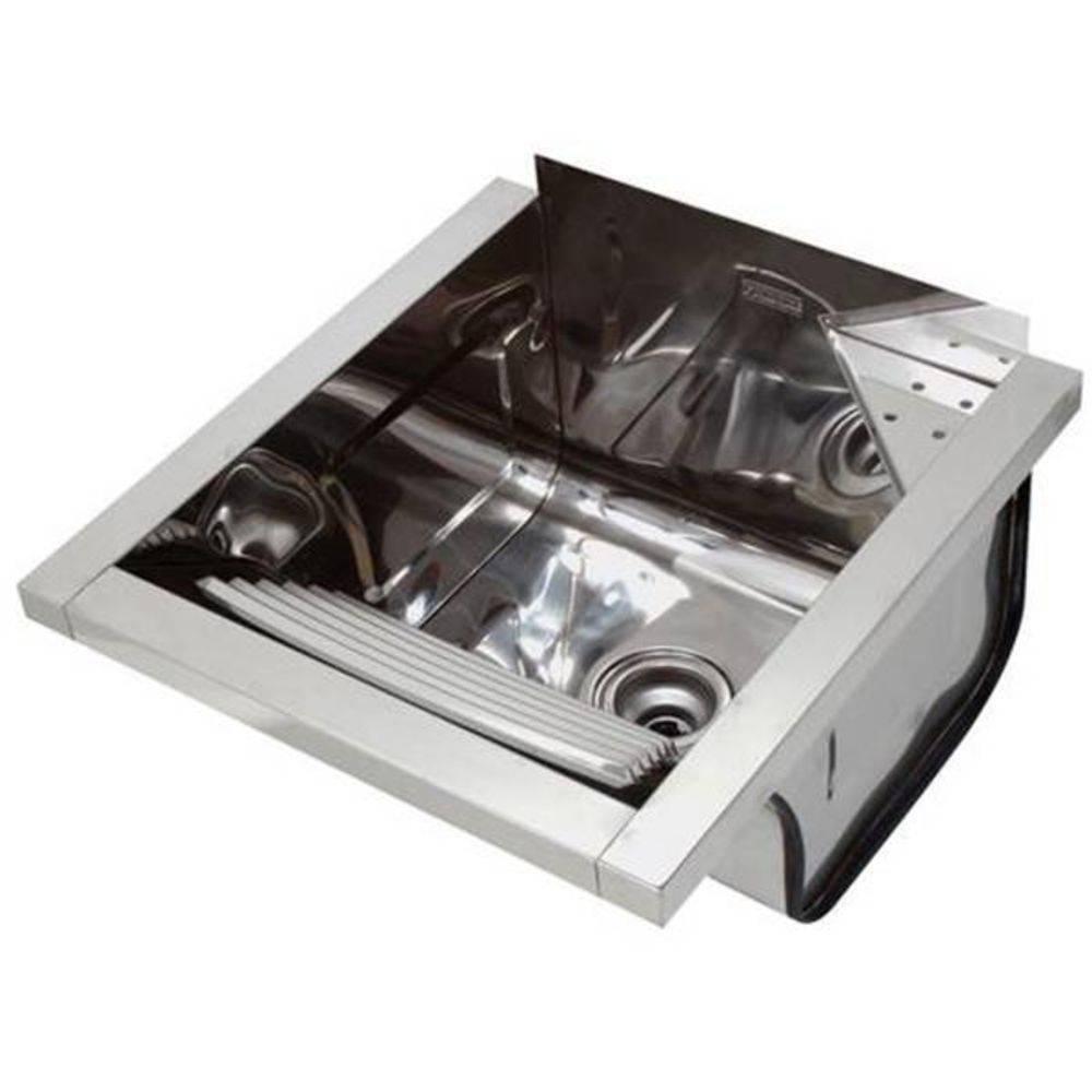 Tanque De Embutir TS360 Franke - Aço Inox