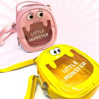 BOLSA INFANTIL LITTLE MONSTER