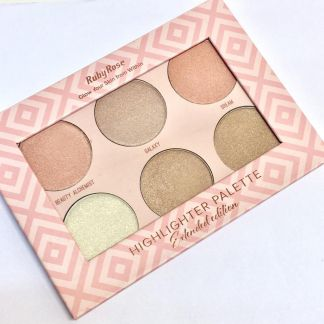 PALETA HIGHLIGHTER ILUMINADOR