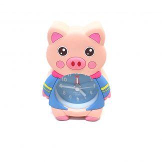 RELÓGIO DE ALARME PIG